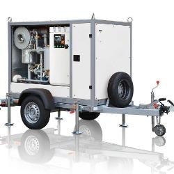 CMM-4 (4,000 L/H) Mobile Unit
