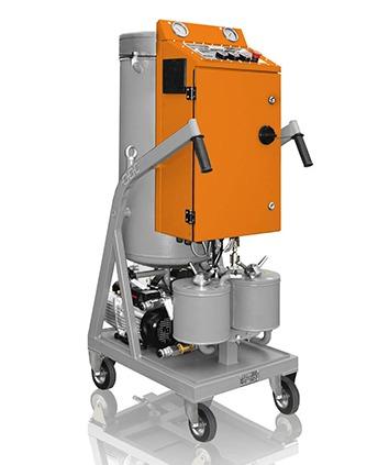 CMM-0.6 (600 L/H) Portable Unit