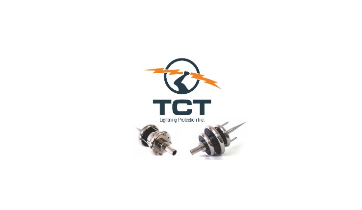 Introduction Lightning Protection, Mfg by TCT