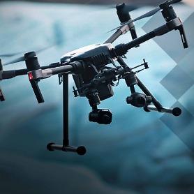 UAV Systems (UV & IR)