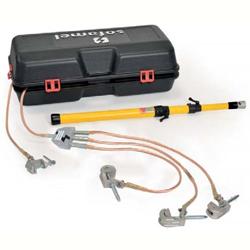 Earthing & Short Circuit Equipment MV - PATC-MPU
